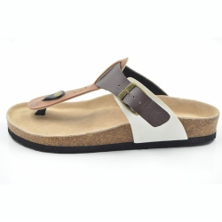 Men Cork Slipper
