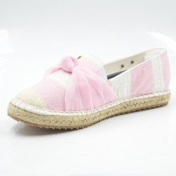 Women Slip On Espadrille Shoes AEW0004