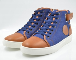Mens high top sneakers trainers