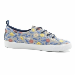 Vulcanized canvas shoes for woman