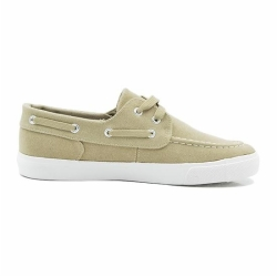 Vulcanized canvas shoes for man